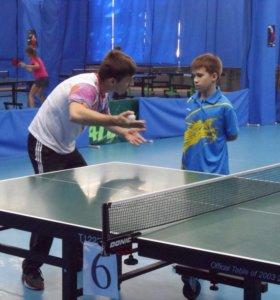 Тренер по настольному теннису (КМС)