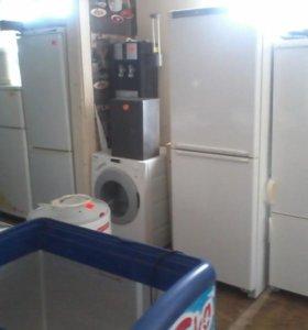 Холодильники с гарантией.