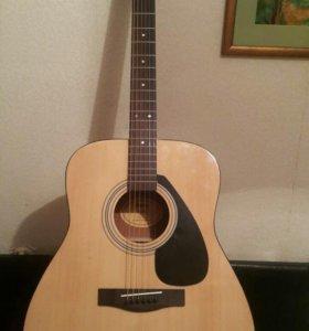 Акустическая гитара YAMAHA f310 с чехлом