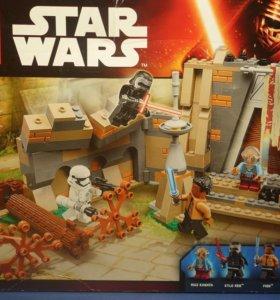 Лего звездные войны,Битва на планете Такодан 75139