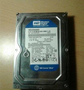Western Digital WD Blue 320 GB (WD3200AAKX)