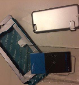 Чехол-аккумулятор на iPhone 6 и 6s📲
