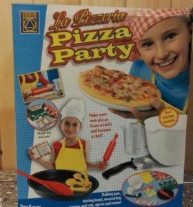 """Набор для детского творчества """"Готовим пиццу"""""""