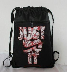 Мешок-рюкзак Nike👍