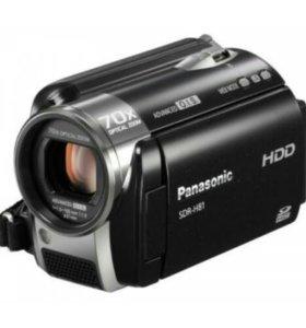 Видеокамера HDD 120 часов на жесткий диск