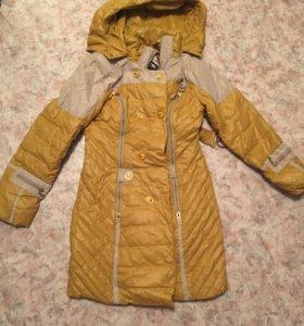 Куртка демисезонная 46 размер