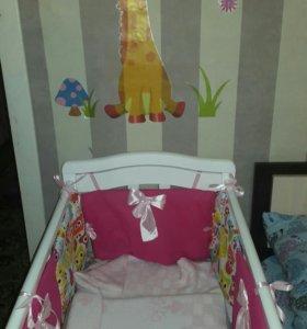 Кроватка-люлька
