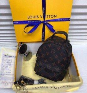 Женский рюкзак Louis Vuitton оригинал