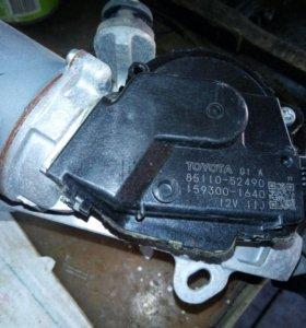 Моторчик дворников Toyota IST (ncp-110)