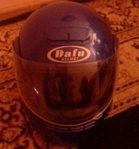 Шлем мотоцыклетный!