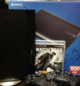 PlayStation 3 + 15 игр