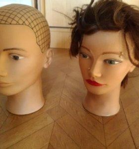 Головы для парикмахеров