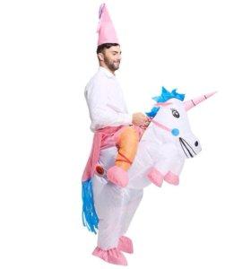 Надувной карнавальный костюм
