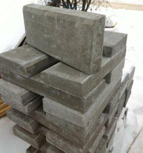 Бордюрный камень (бордюр)