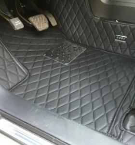 3D коврики для любого авто