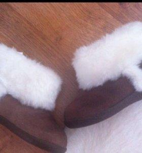 Ботиночки. Новые. 14 см