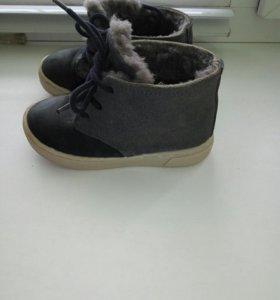 Ботиночки Зара-беби
