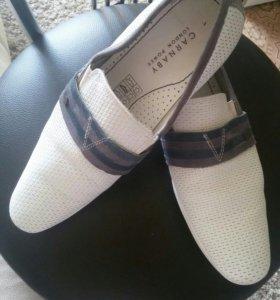 Туфли мужские натуральная кожа CARNABY