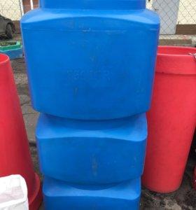 Ёмкость пластиковая 750 литров