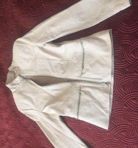 Куртка из натуральной кожи , произведено в Турции