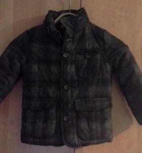 Куртка б/у в хорошем состоянии
