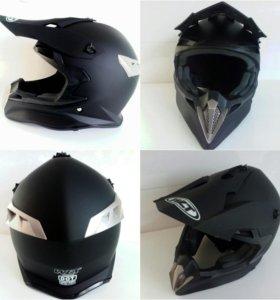 Кросс Black Wolf 😈 шлем WlLT188