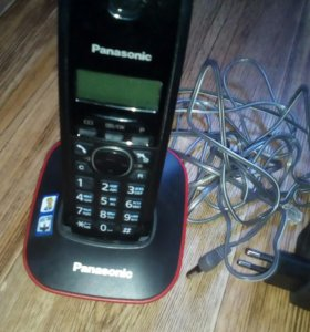 Новый телефон Panasonic