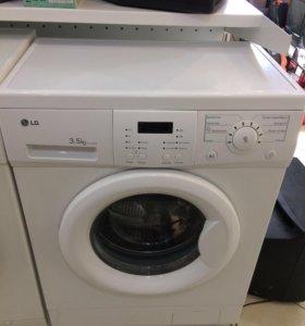 Узкая стиральная машина lg wd-80490s