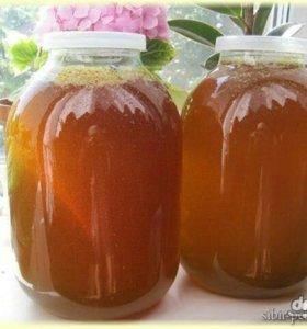 Мёд, соты