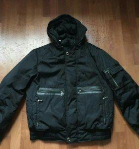 Куртка-пуховик Snow Image зимняя, мужская (XL)
