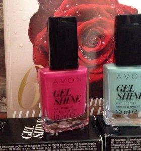 Гель-лак для ногтей Avon Gel Shine