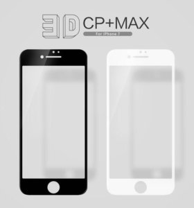 NILLKIN 3D CP+MAX Black для Apple iPhone 7