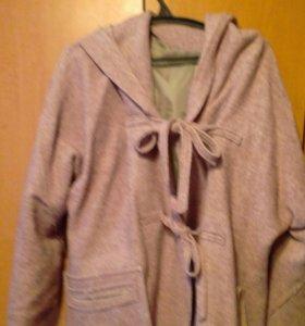 Пальто демисезонное 52-56