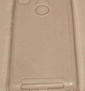Xiaomi redmi 3s , чехол.