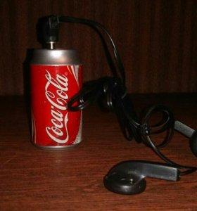 Радио баночка Кока-Кола