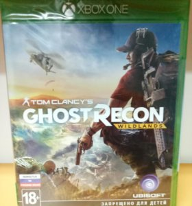 Tom Clansys Ghost Recon Wildlands X-Box One