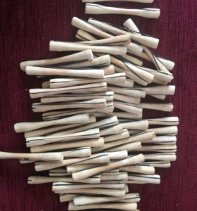 Коклюшки деревянные