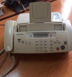 Факс/сканер Samsung sf-331p