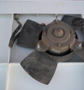 Вентилятор охлаждения на ВАЗ