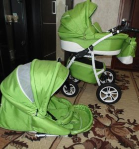 Детская коляска Riko Mobus 2 в1
