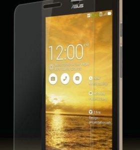 Защитное стекло Asus ZenFone Go
