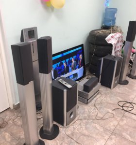 Домашний кинотеатр плазменный телевизор PIONEER