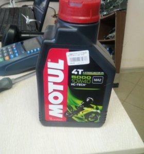 Масло Motul 5000 10W40 1 литр