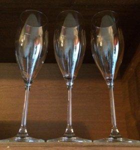 Бокалы для шампанского Martini