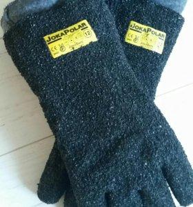 Перчатки с ПВХ крошкой теплые JokaPolar