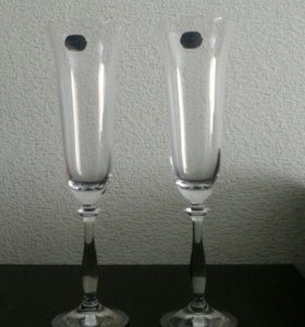 Бокалы для шампанского Bohemia / Angela