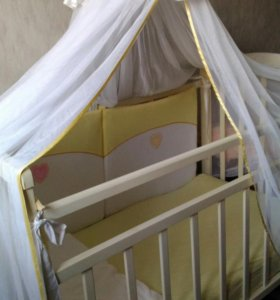 Манеж- кроватка