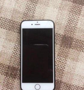 Айфон 6 голд 64 Гбайт