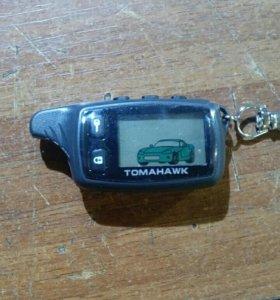 Брелок томагавак TW-9010