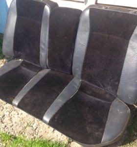 Задний диван ВАЗ 2110